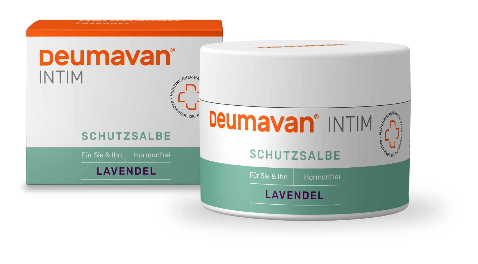 Deumavan Schutzsalbe Lavendel