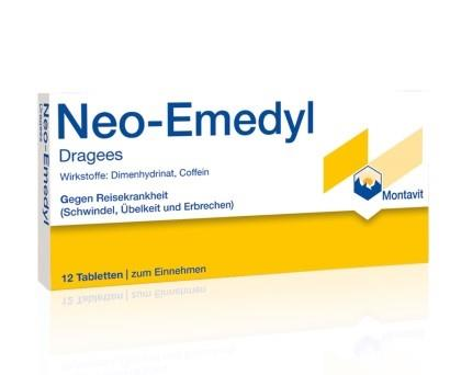 Neo-Emedyl - Dragees