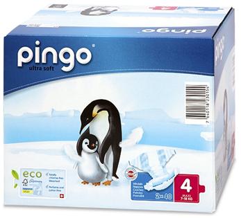 Bio Windeln Maxi Jumbo 7-18kg Pinguin – Pingo Swiss