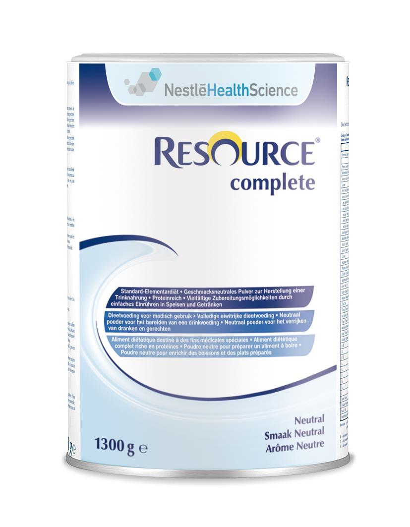 Resource® Complete Neutral 1300g