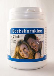 Bockshornklee 500 + Zink Kapseln Canea