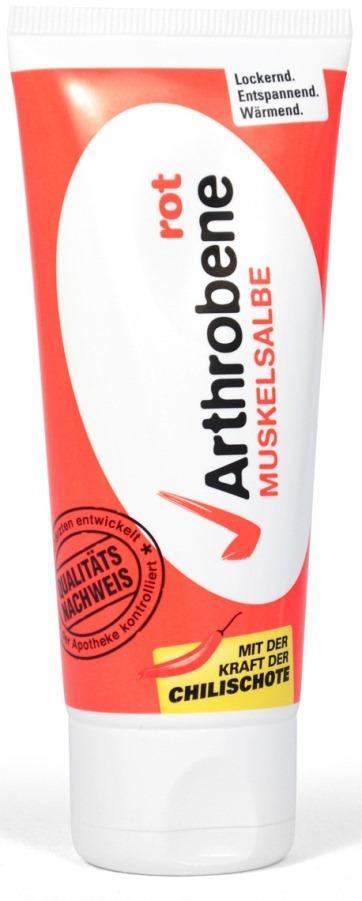 ARTHROBENE Muskelsalbe Rot