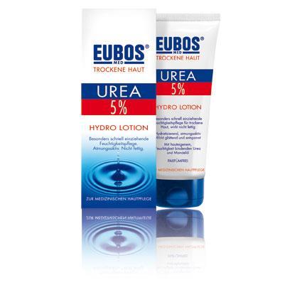 Eubos Urea 5% Hydrolotion 200ml