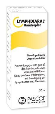 Lymphdiaral - Basistropfen