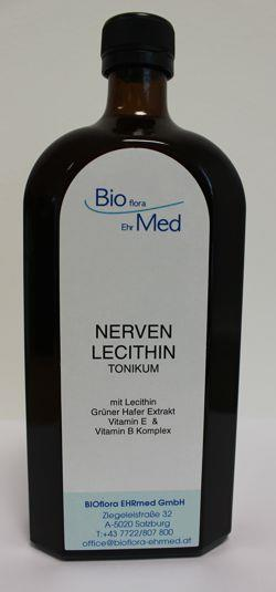 Nerven Lecithin Tonikum Bioflora Ehrmed