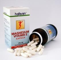 Hafesan Magnesium Vitamin E Kapseln 60 Stück