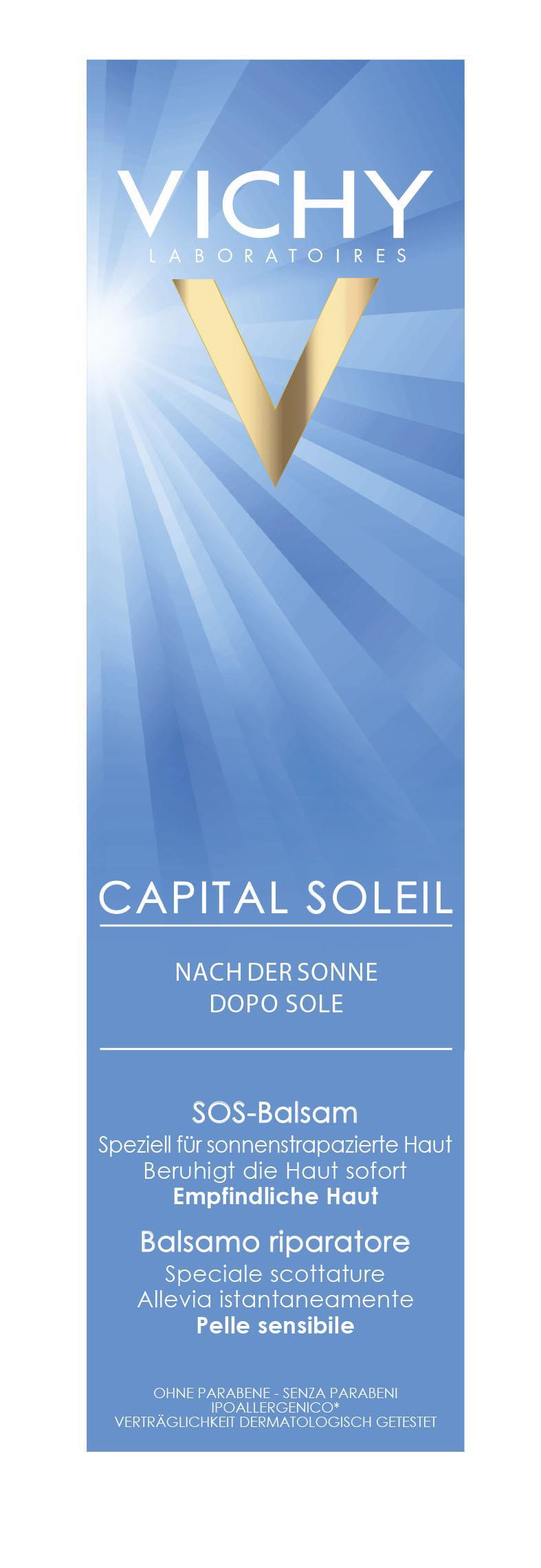 VICHY Ideal Soleil SOS-Repair Balsam