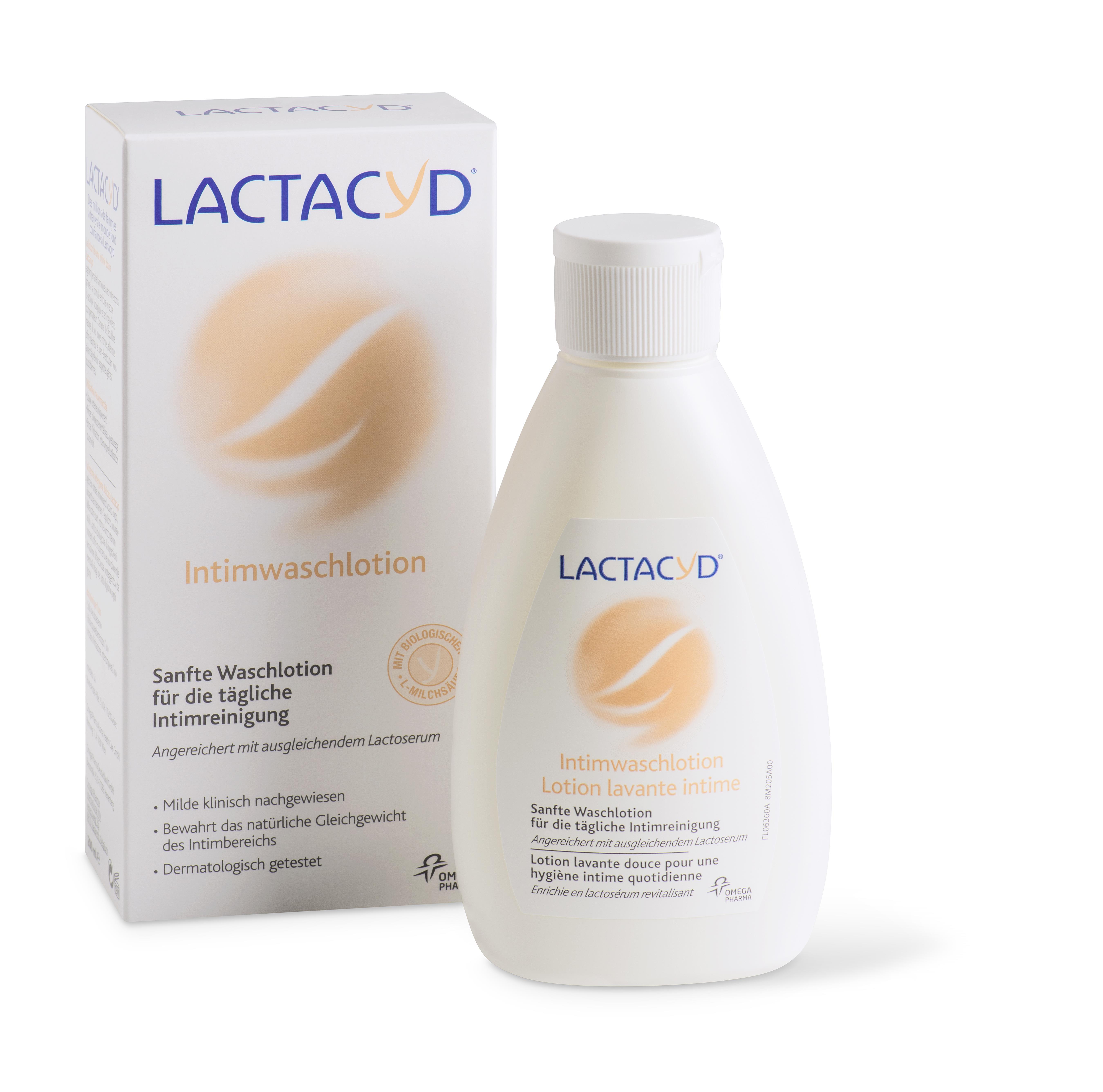 Lactacyd Femina Emulsion