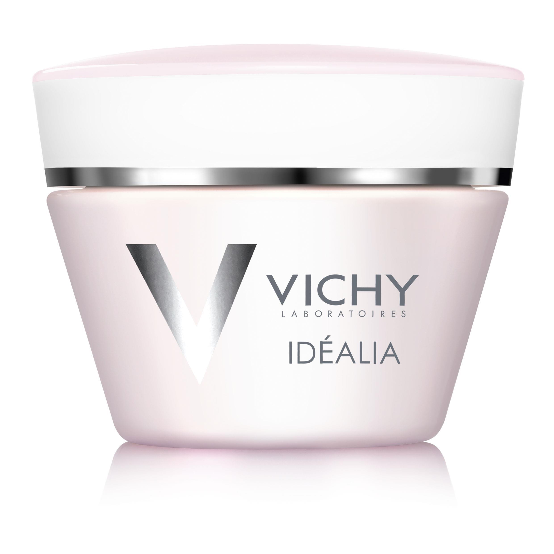 VICHY Idealia glättende Creme trockene Haut
