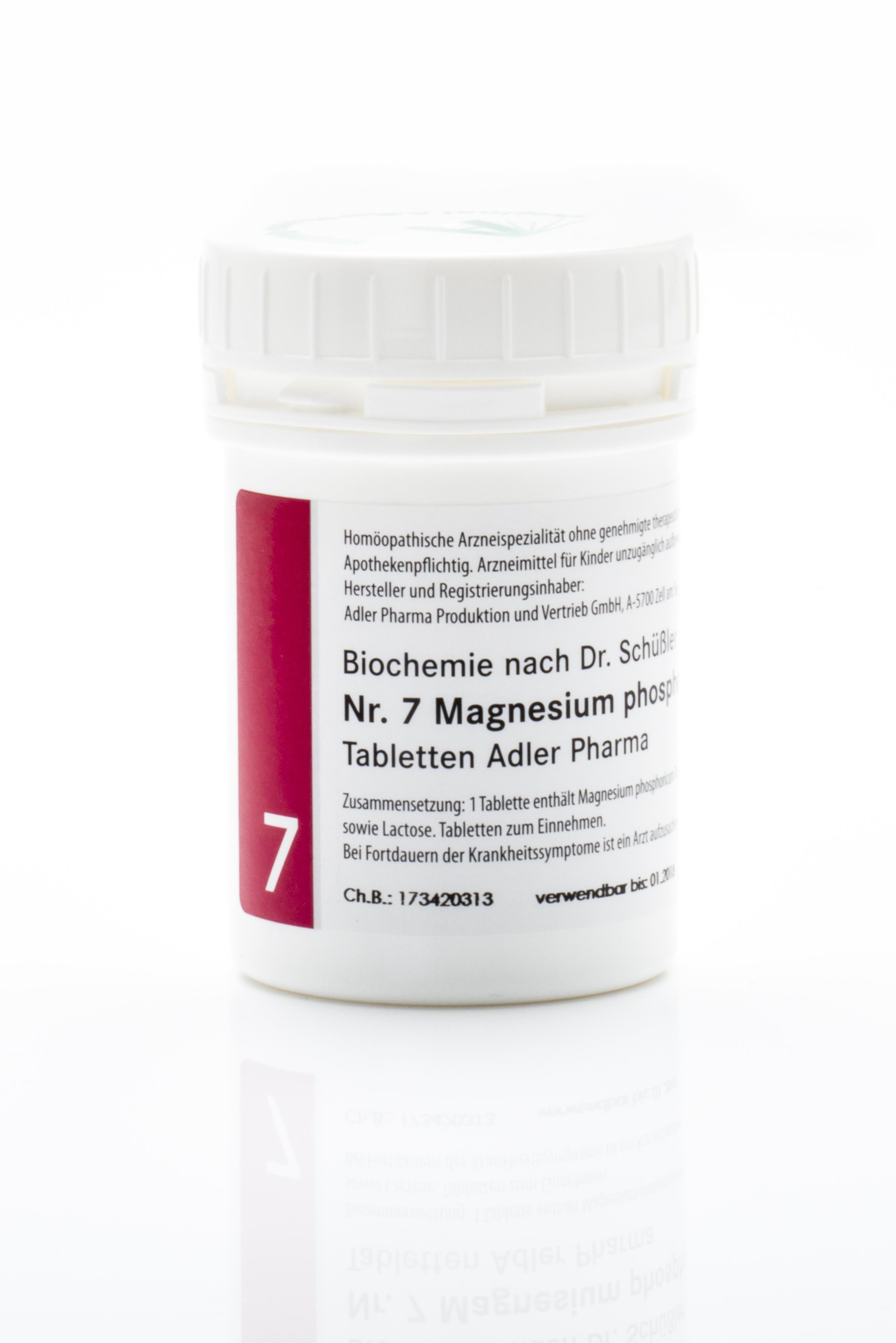 Schüssler Salz Nr. 7 Magnesium phosphoricum D6