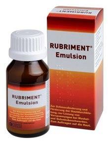 Rubriment - Emulsion