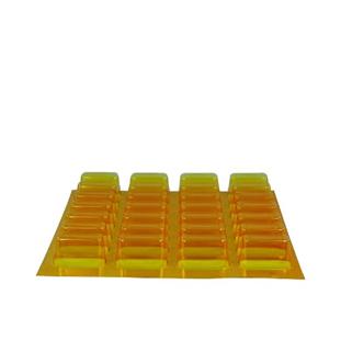 Blistereinsatz 7X4 mit UV-Schutz XL