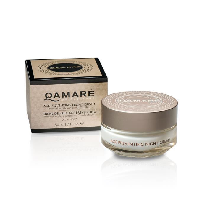 Qamaré AGE Preventing Night Cream
