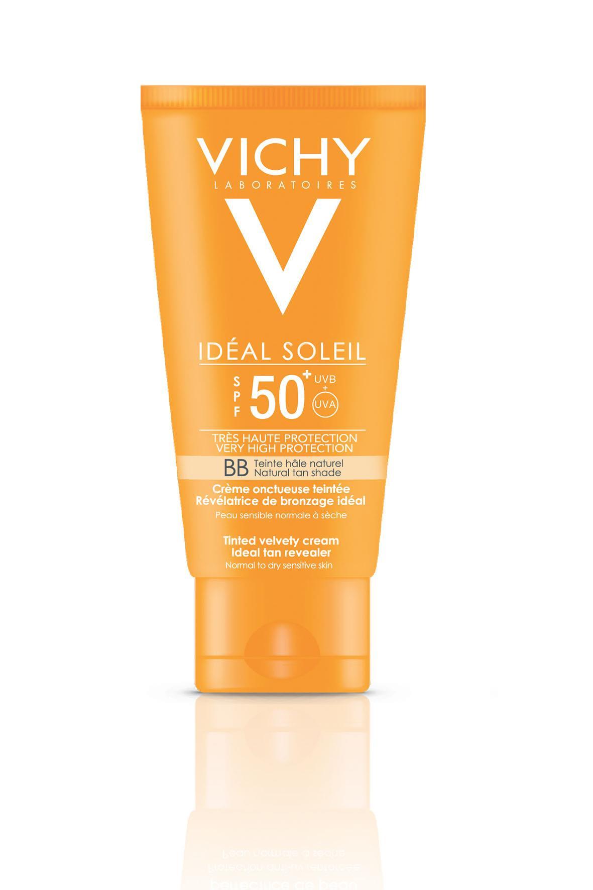 VICHY Ideal Soleil BB Cream 50+