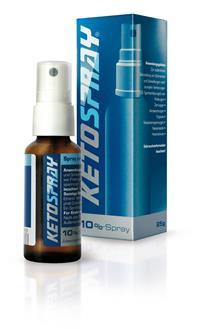 Ketospray 10% - Spray zur Anwendung auf der Haut