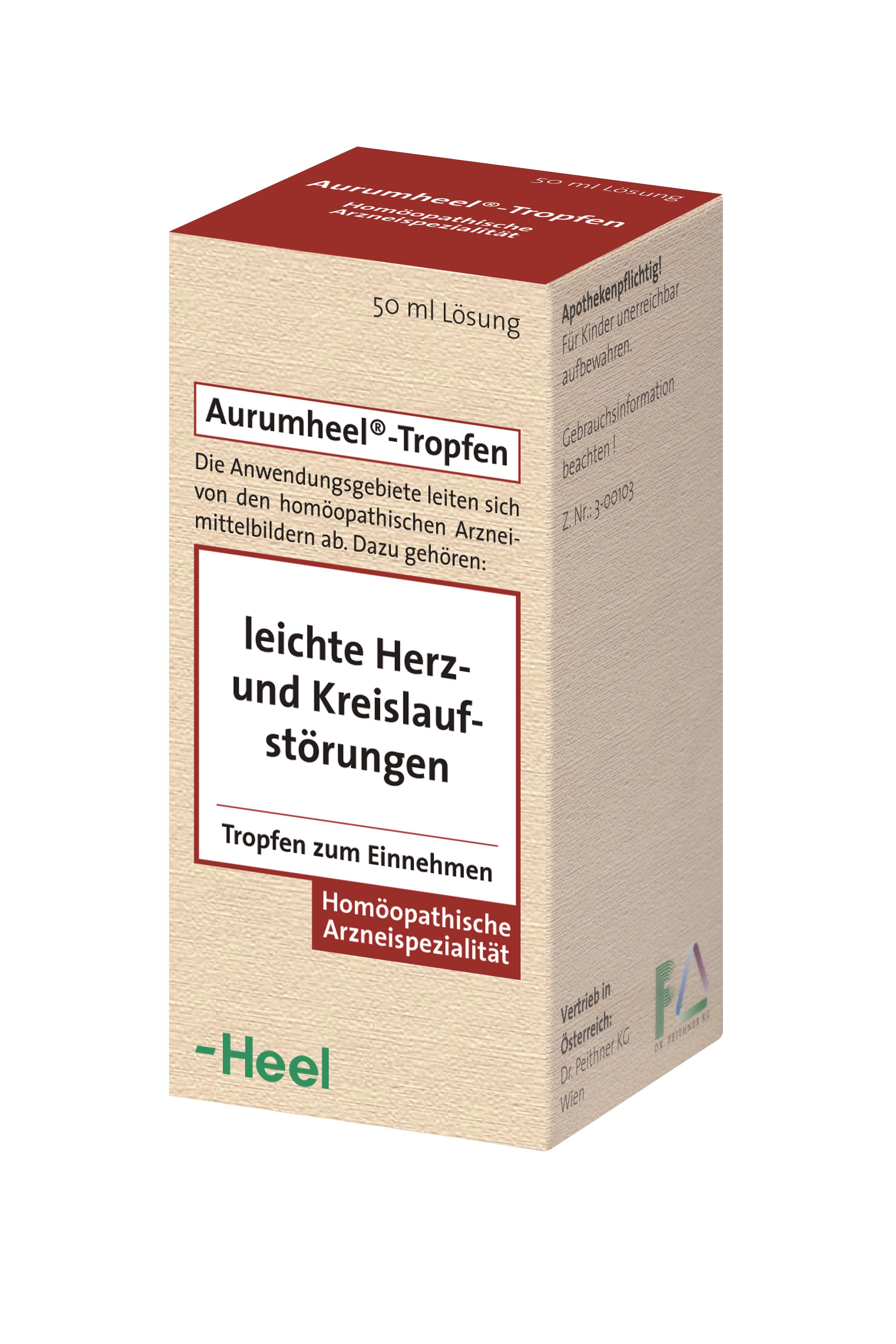 Aurumheel - Tropfen