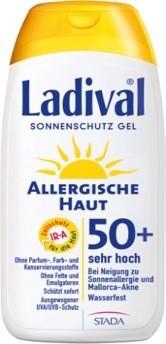 Ladival Allergie Gel F50+