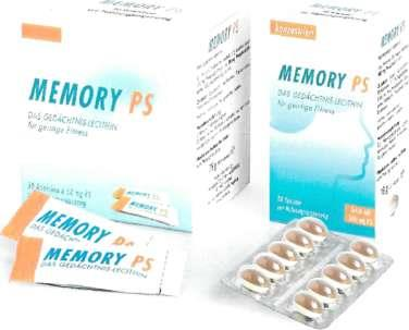 Molat Memory PS Kapseln Dr. Grandel 30 Stück