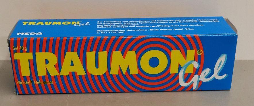 Traumon - Gel