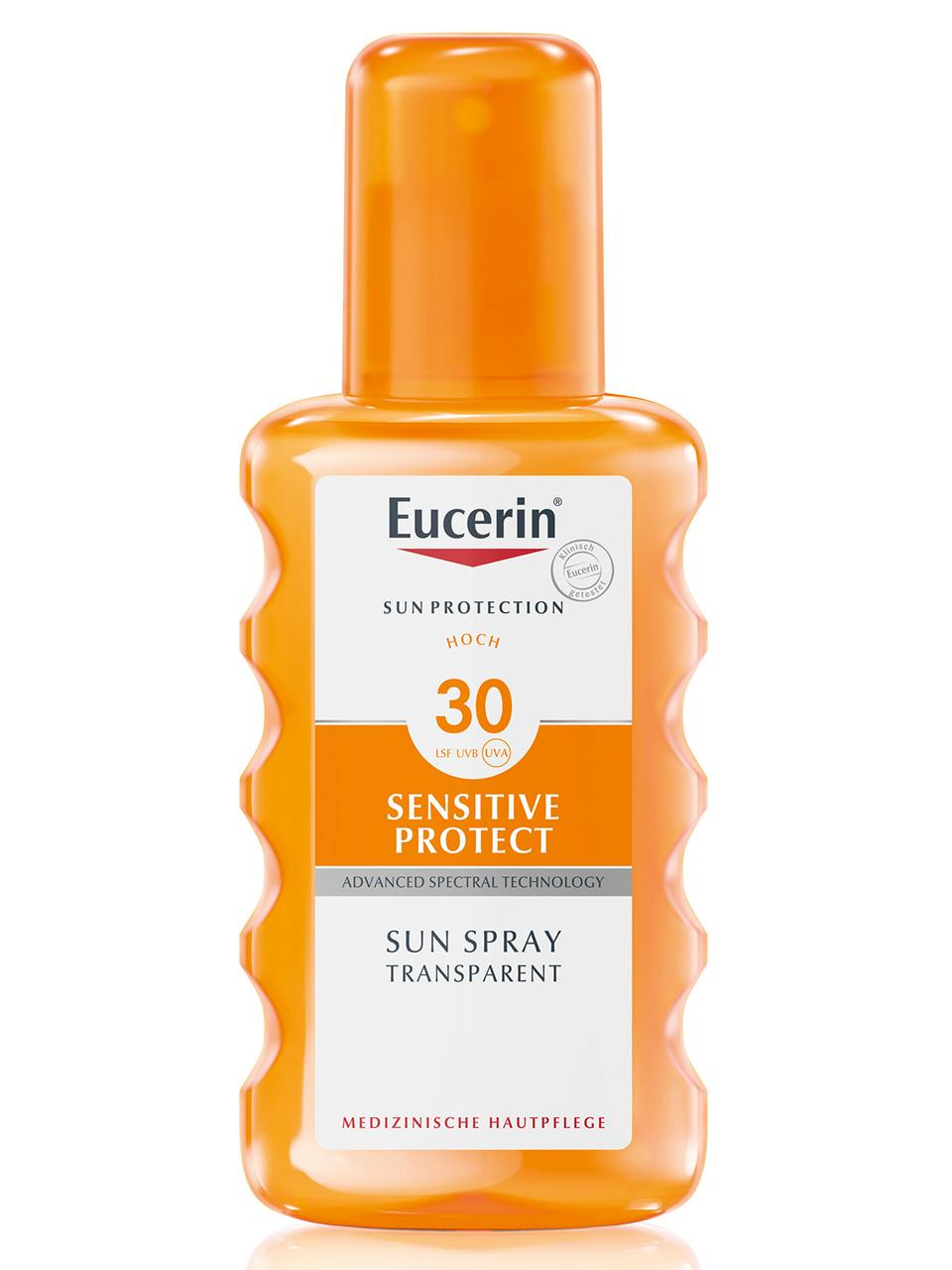 Eucerin SUN SPRAY Transparent LSF 30