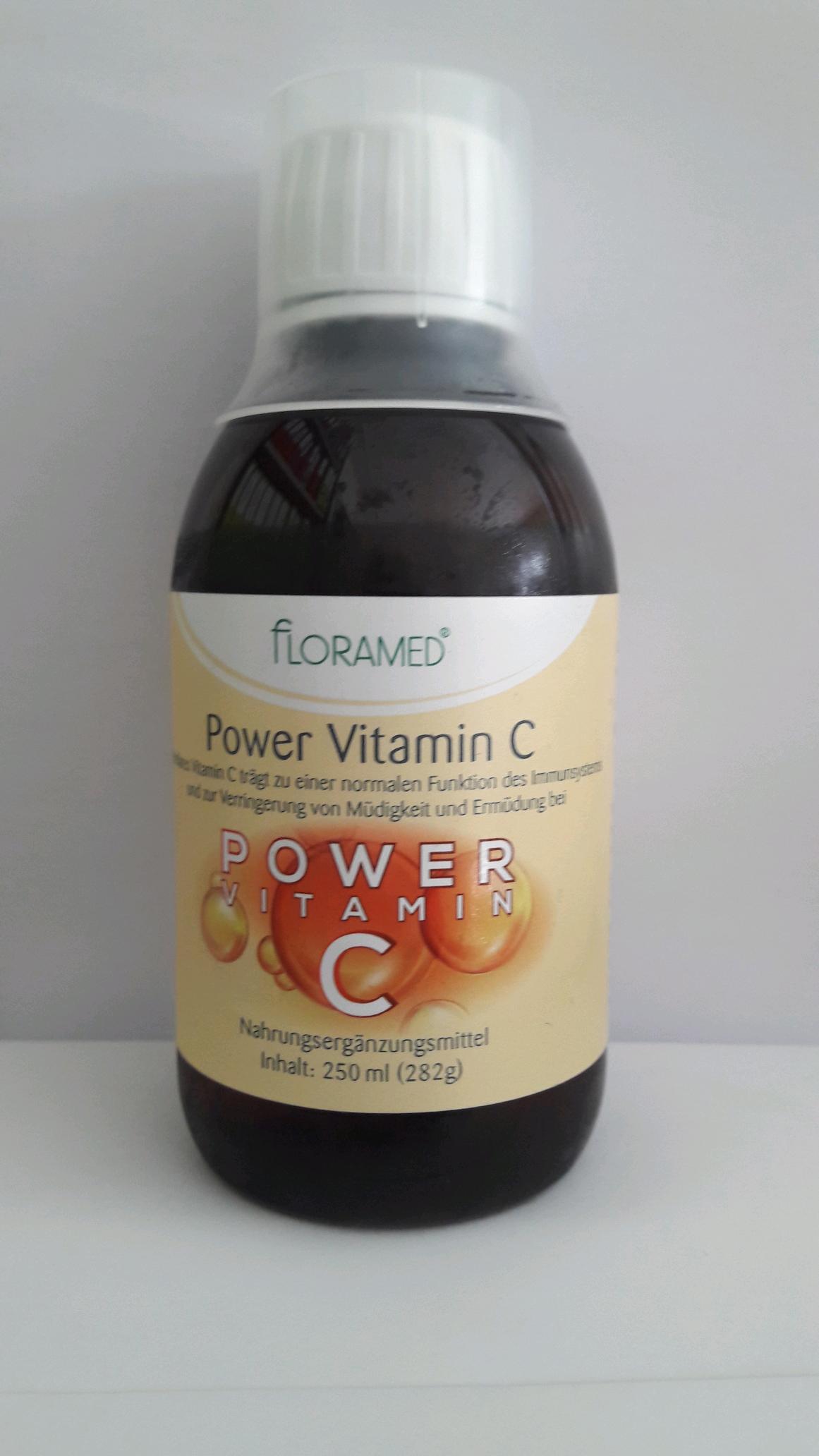 Floramed Vitamin C Power