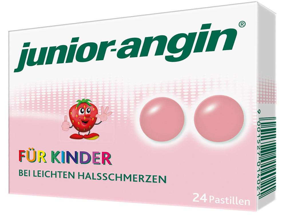 junior-angin® Pastillen