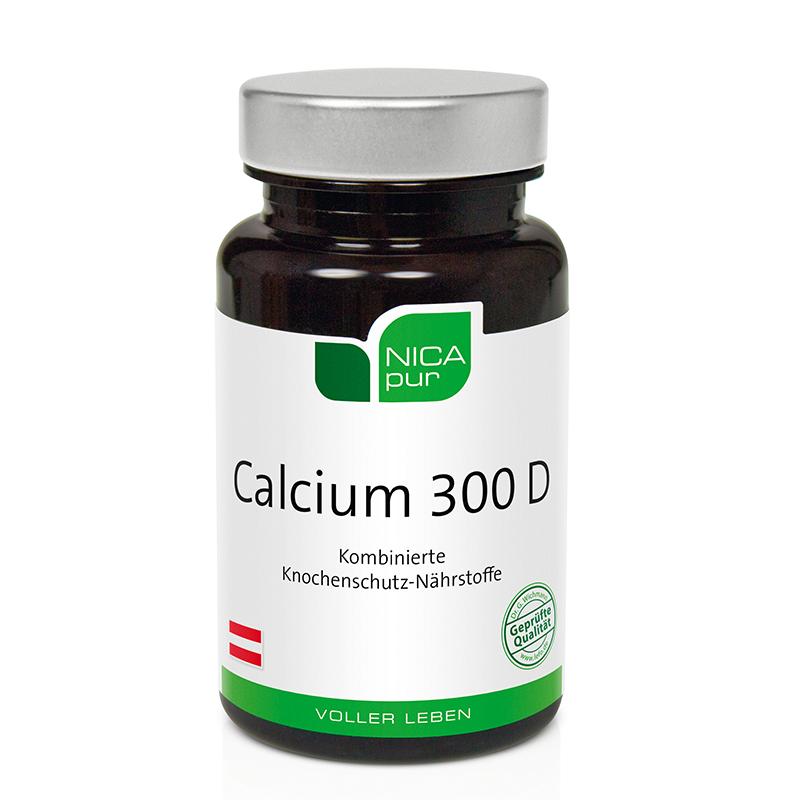 NICApur Calcium 300 D