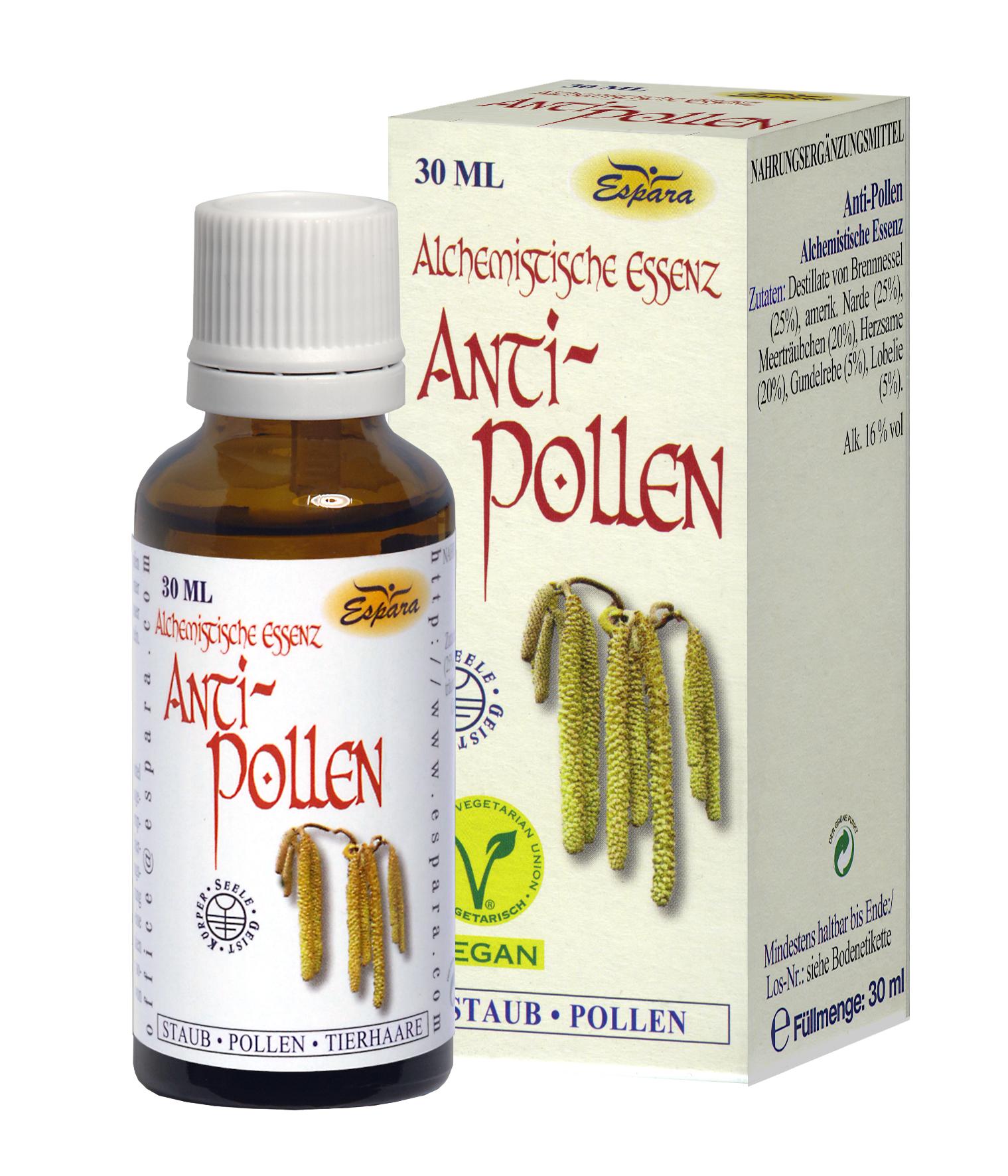 Espara Anti-Pollen Alchemistische Essenz