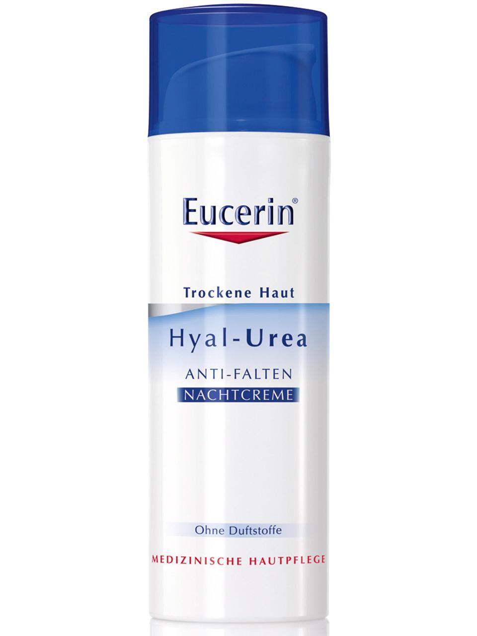 Eucerin Hyal-Urea ANTI-FALTEN Nachtpflege