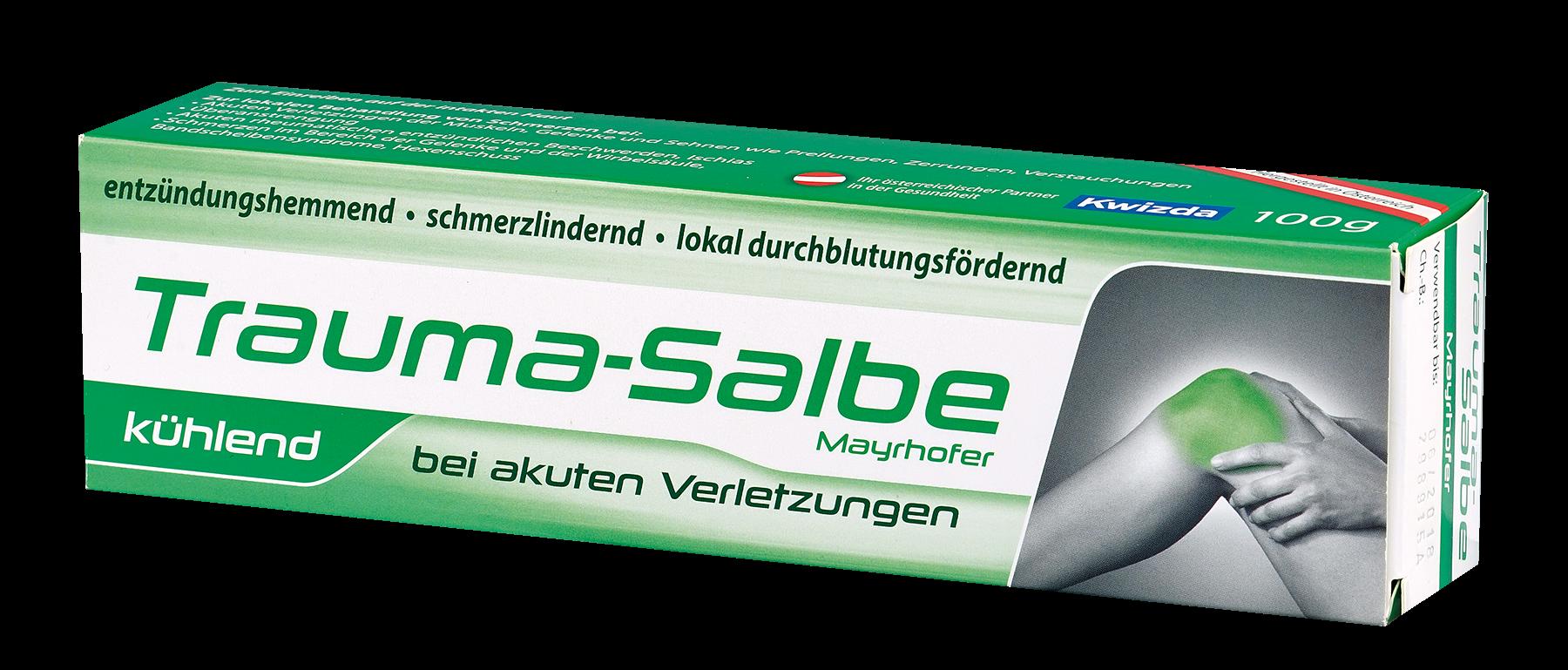 Trauma - Salbe kühlend Mayrhofer