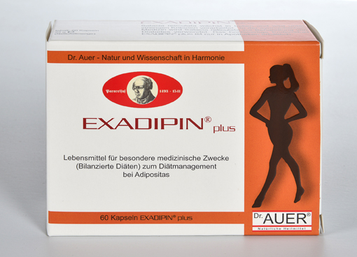 EXADIPIN plus Dr. Auer