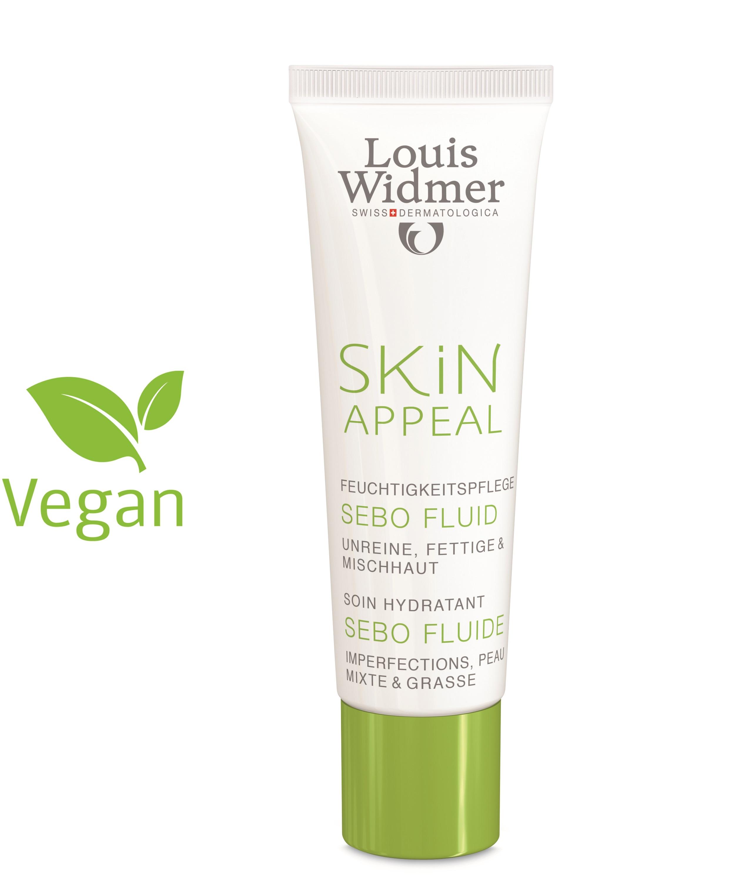 Widmer Skin Appeal Sebo Fluid