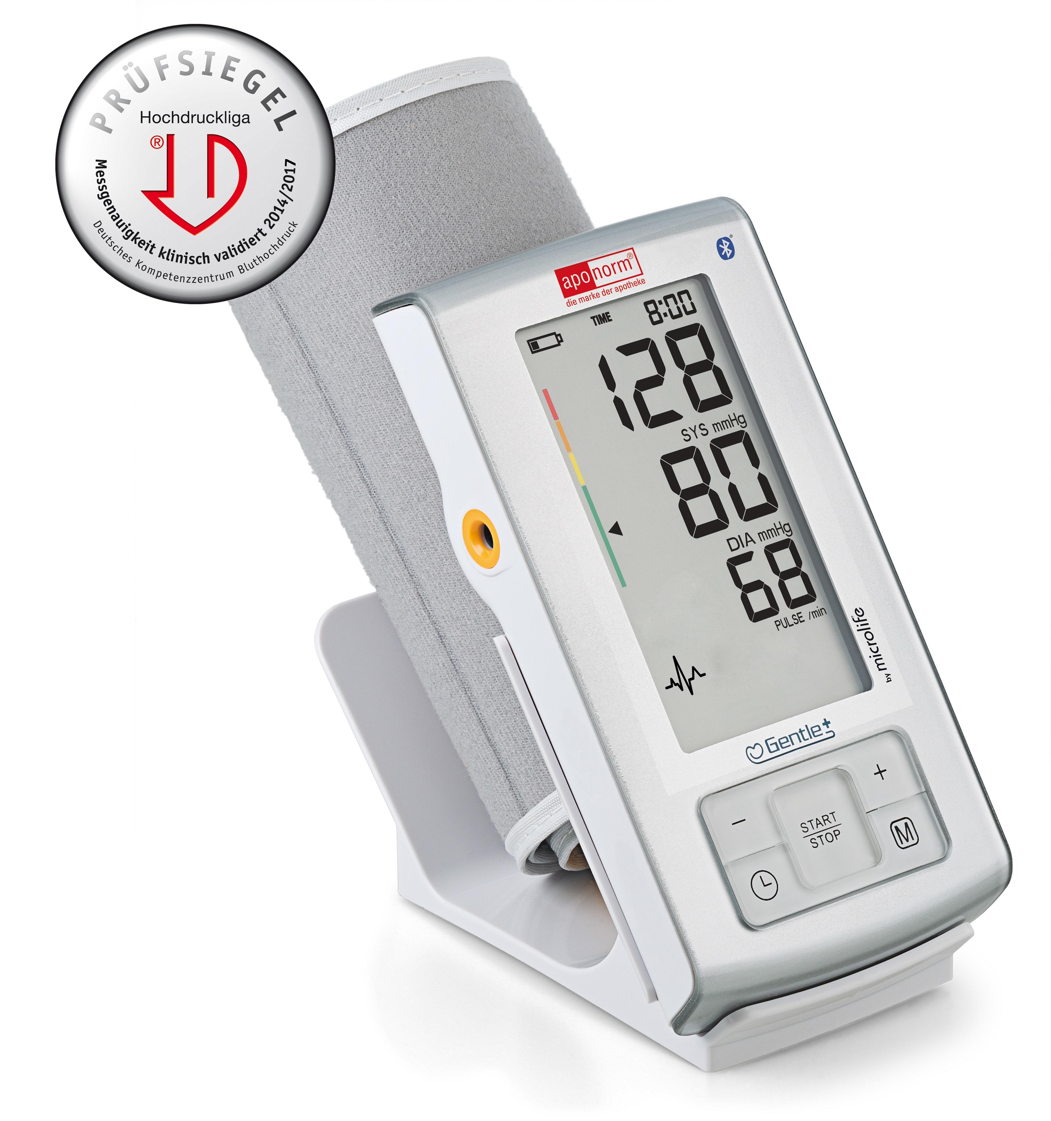 aponorm® Basis Plus Bluetooth Blutdruckmessgerät