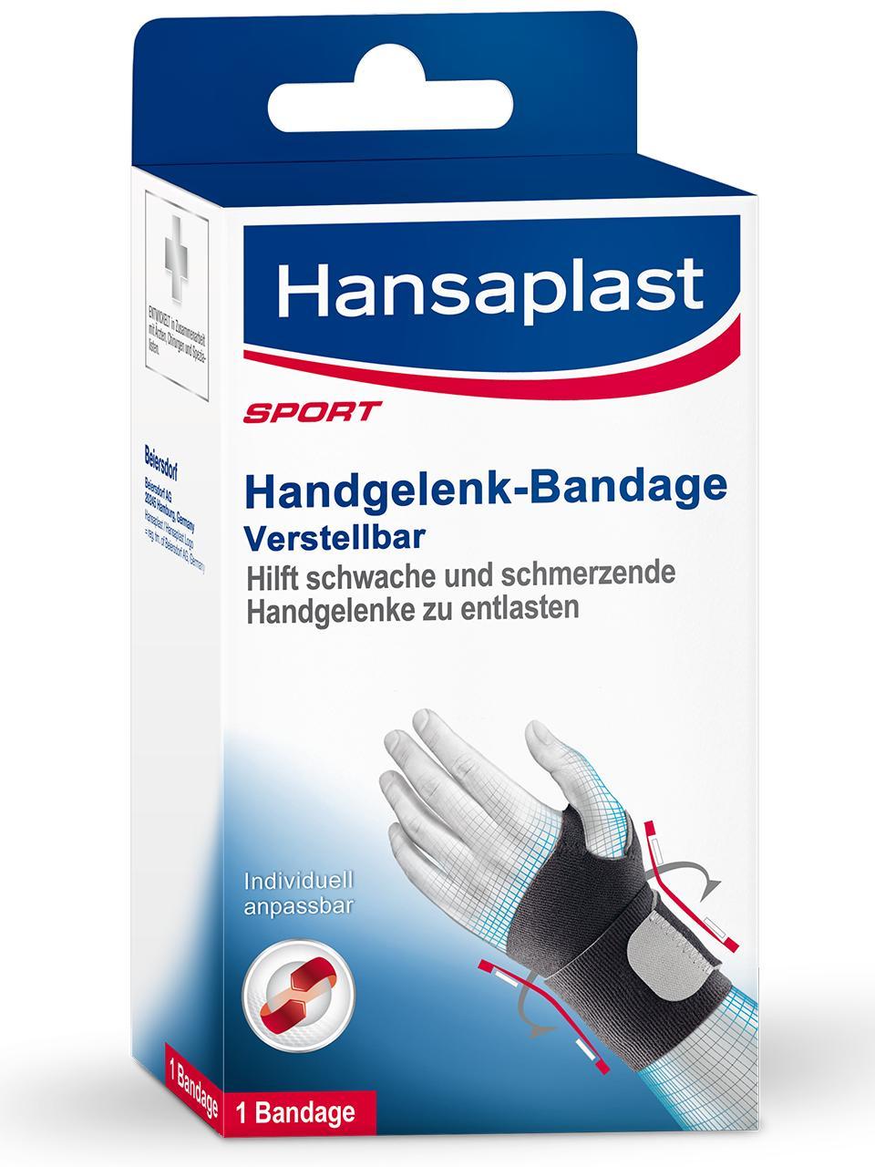 Handgelenks-Bandage Hansaplast