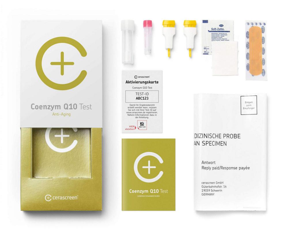 Cerascreen Coenzym Q10 Test