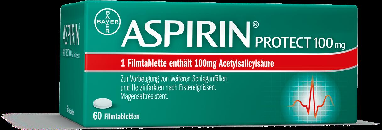 Aspirin Protect 100 mg - Filmtabletten