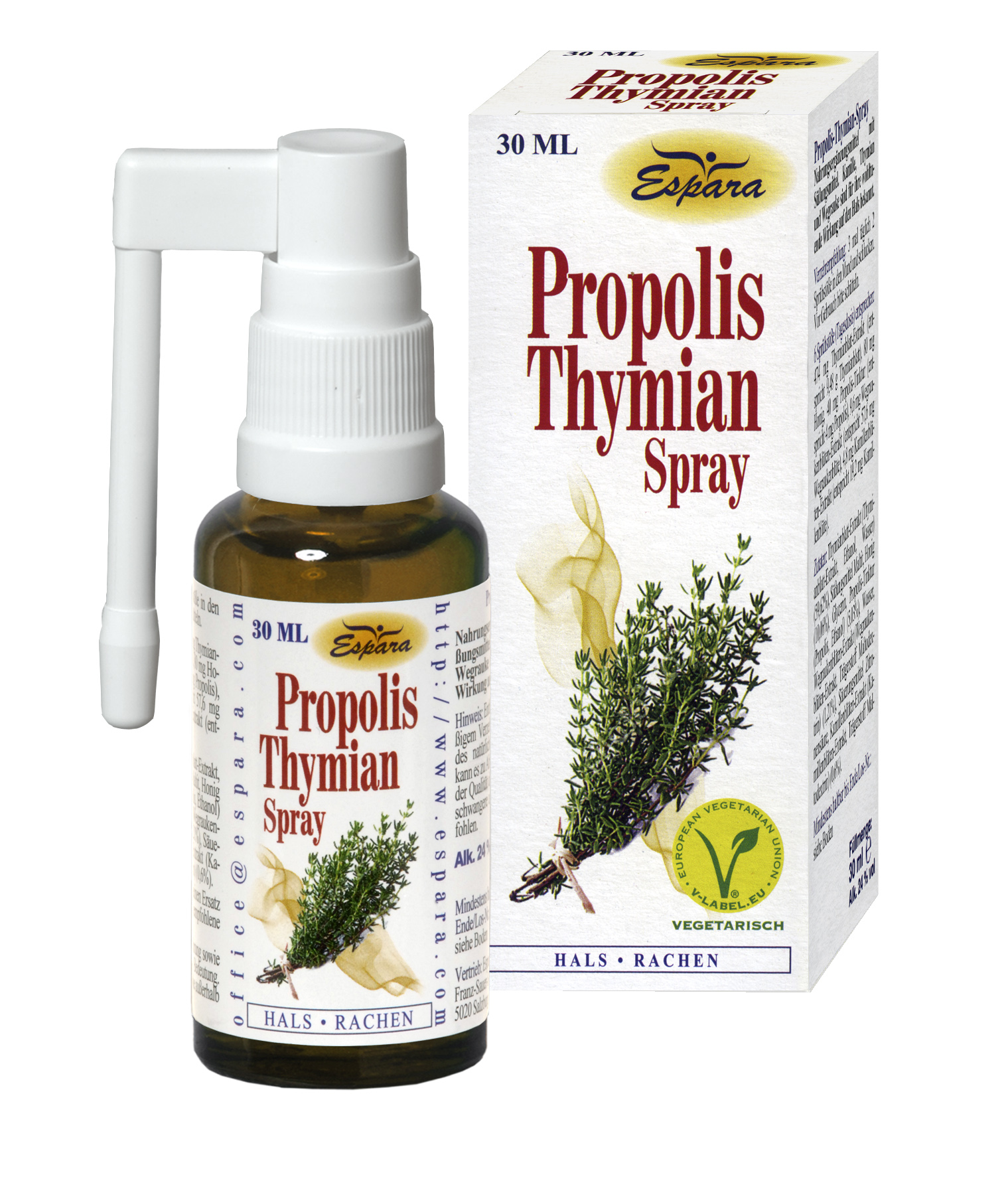 Espara Propolis-Thymian Spray