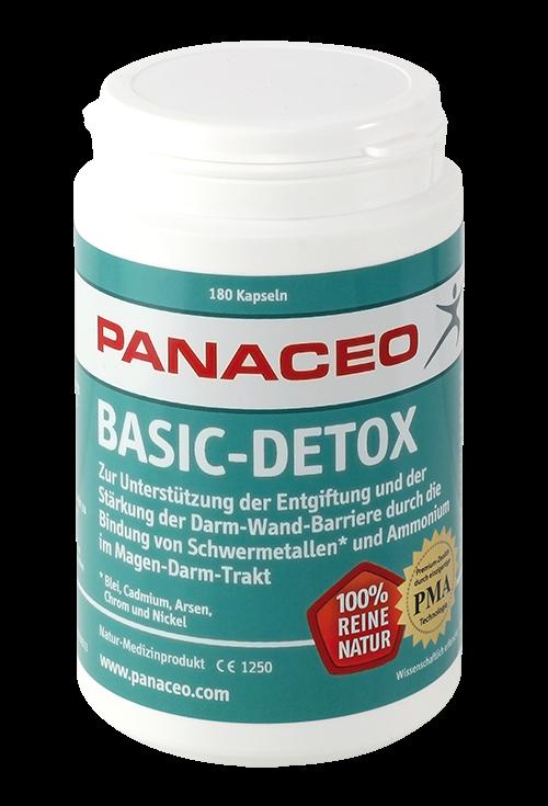 Panaceo Basic Detox Plus