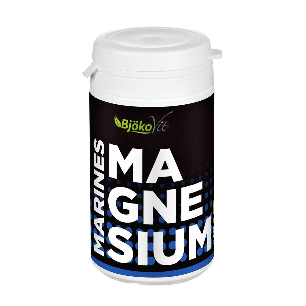 BjökoVit Marines Magnesium Kapseln vegan