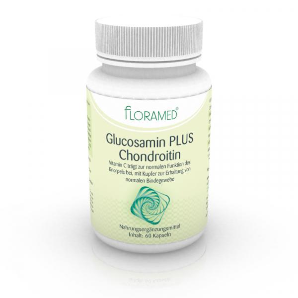 Floramed Glucosamin PLUS Chondroitin