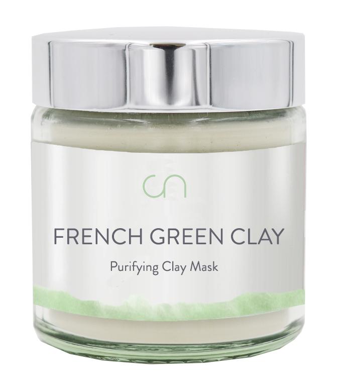 Green Clay Natur Cleansing Maske -Tonerde Maske
