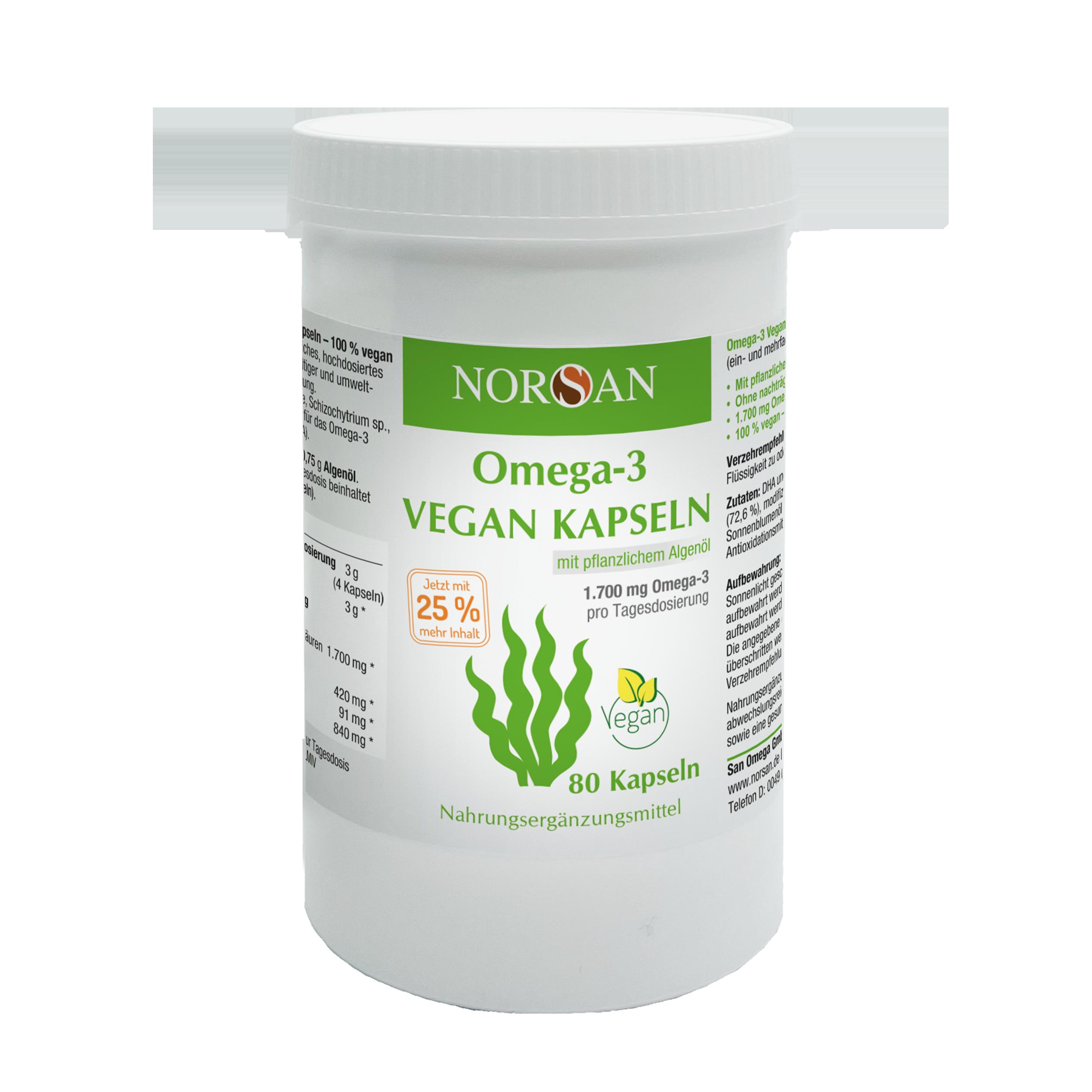 Norsan Omega 3 Vegan