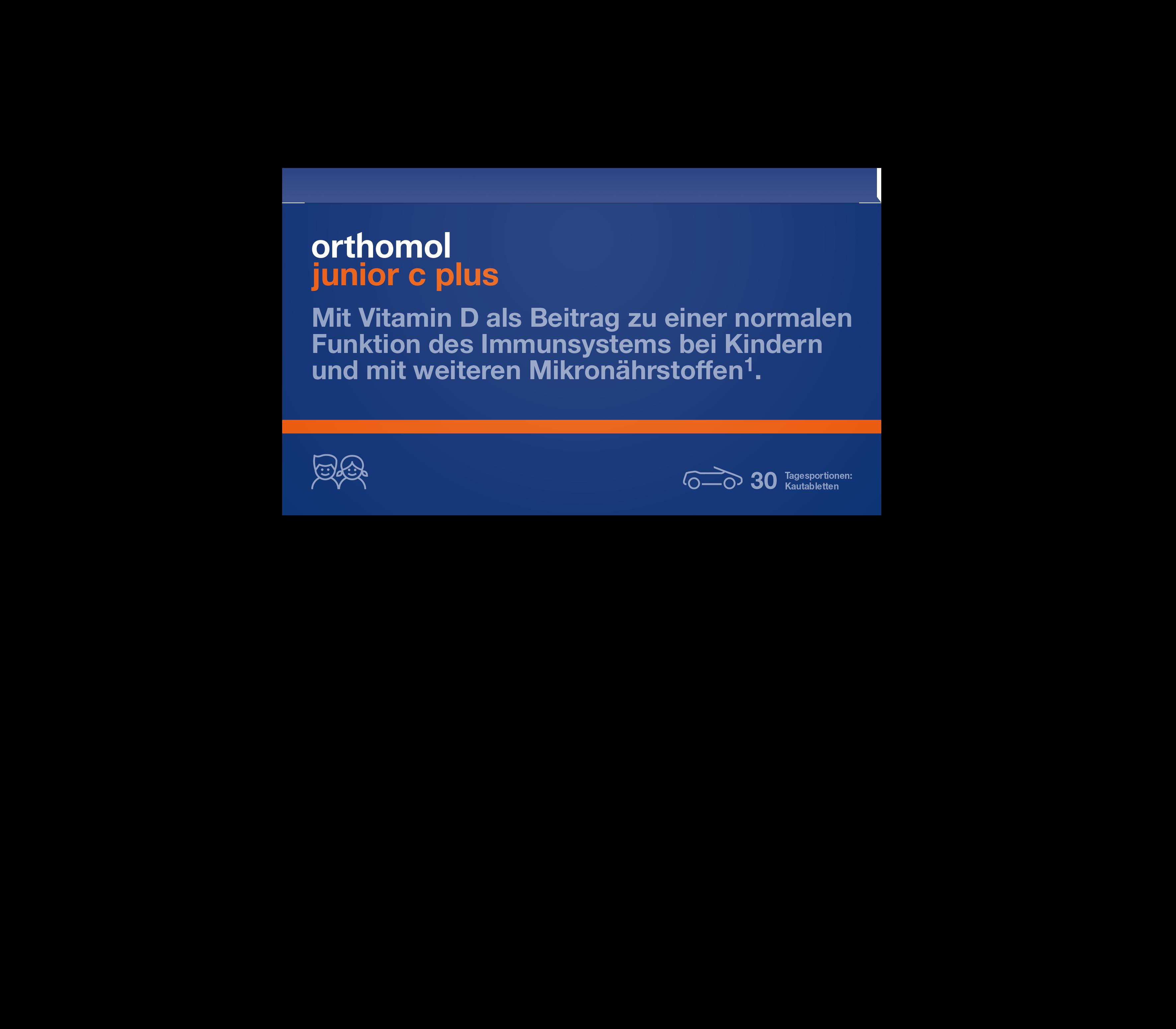 Orthomol Junior C Plus Ktbl