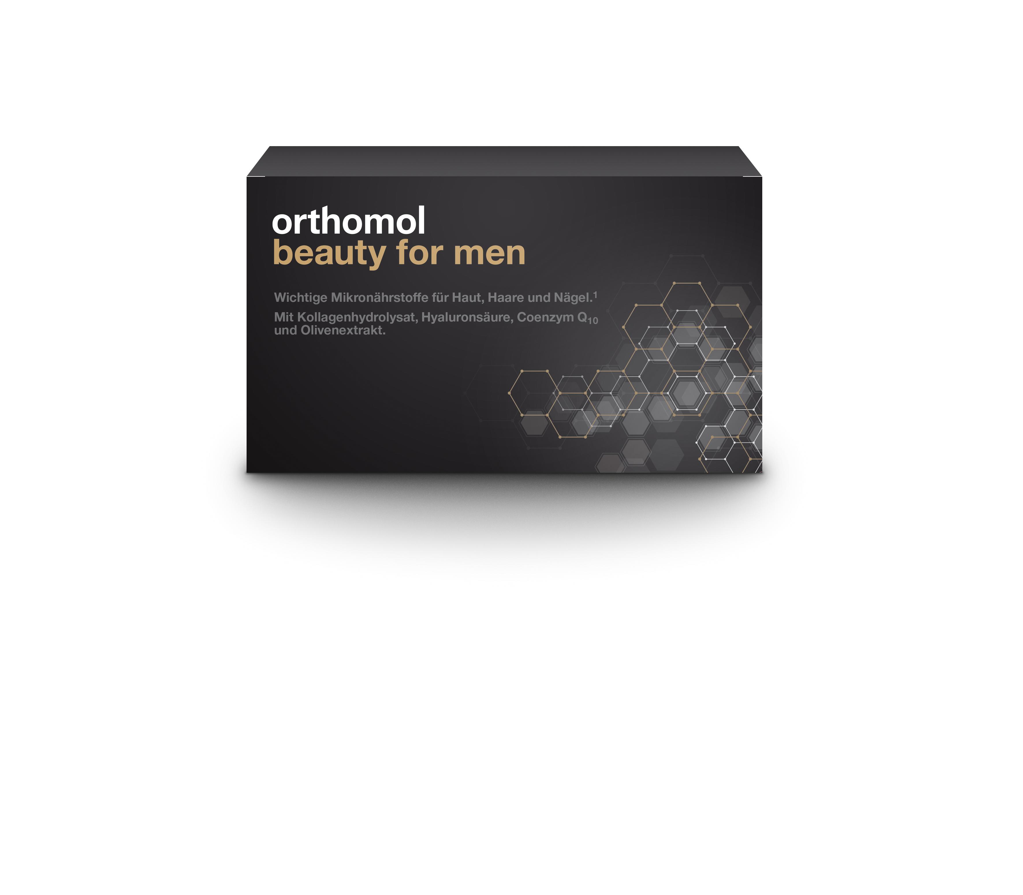 Orthomol Beauty for men