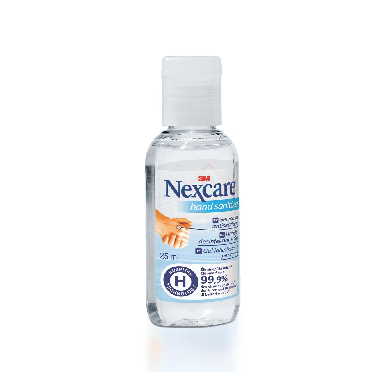 Nexcare™ Hände Desinfektions-Gel, 25 ml