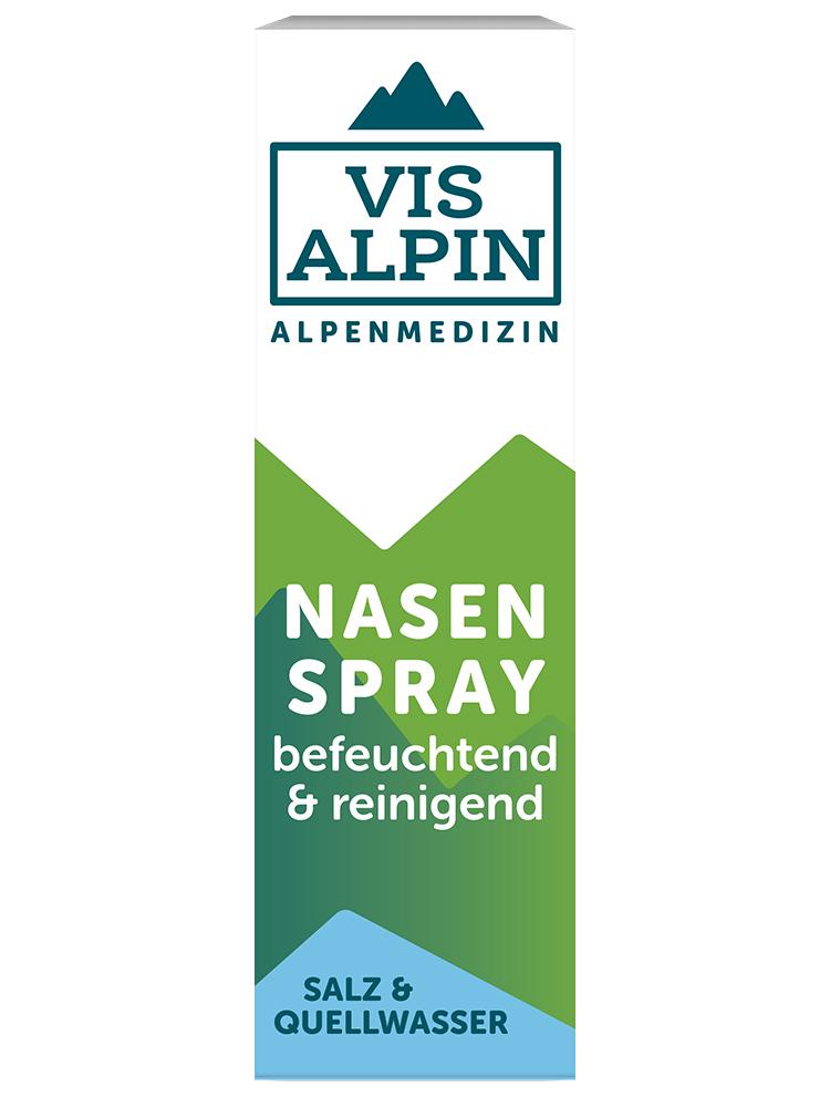 VIS ALPIN Alpensalznasenspray
